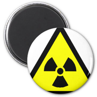 nuclear 6 cm round magnet