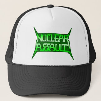 Nuclear Assault Trucker Hat