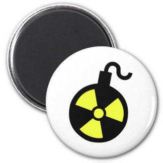 Nuclear Bomb Magnet