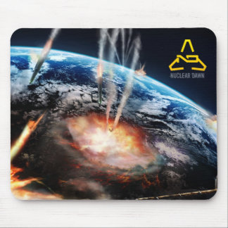 Nuclear Dawn - Earth Mousepad