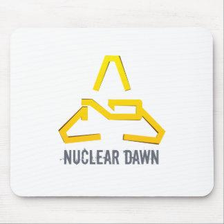 Nuclear Dawn - Logo Mouse Pad