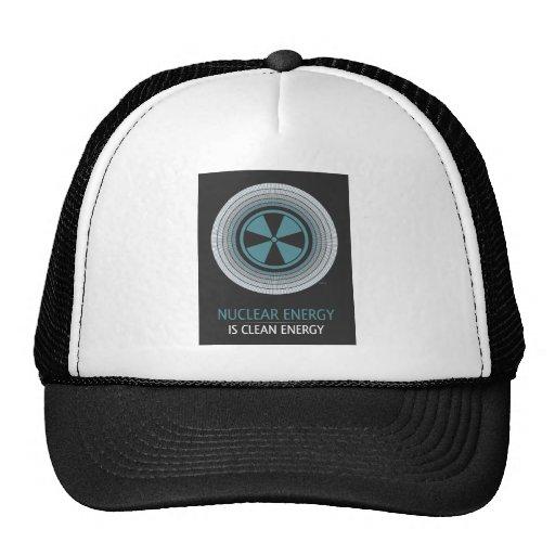 Nuclear Energy Is Clean Energy Trucker Hats