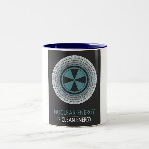 Nuclear Energy Is Clean Energy Mug