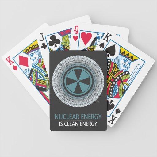 Nuclear Energy Is Clean Energy Card Deck