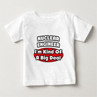 Nuclear Engineer ... Big Deal Tee Shirt
