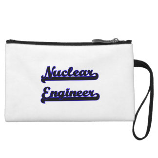 Nuclear Engineer Classic Job Design Wristlets