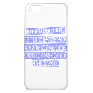 Nuclear Engineer Drinking Team iPhone 5C Cases