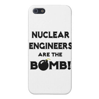 Nuclear Engineers Are The Bomb! iPhone 5 Cases
