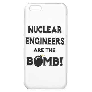 Nuclear Engineers Are The Bomb! iPhone 5C Case