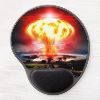 Nuclear Explosion Gel Mouse Pad