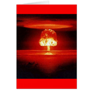 nuclear-explosion greeting card