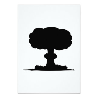 Nuclear explosion invitations