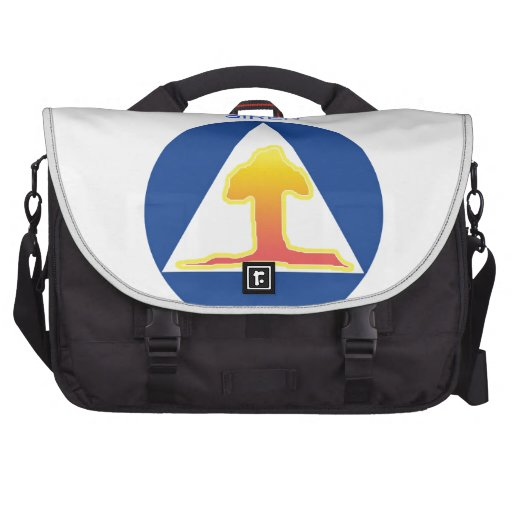 Nuclear Explosion Laptop Bags