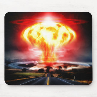 Nuclear Explosion Mousepad