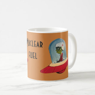 NUCLEAR FUEL UFO by Jetpackcorps Coffee Mug