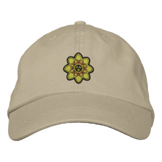 Nuclear Fusion Embroidered Hat