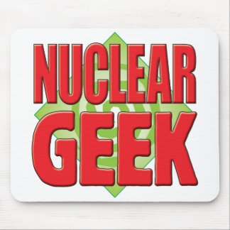 Nuclear Geek v2 Mouse Pad