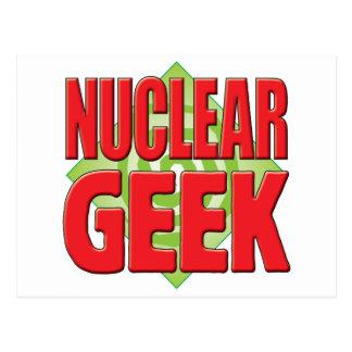 Nuclear Geek v2 Postcards