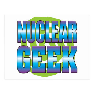 Nuclear Geek v3 Post Card