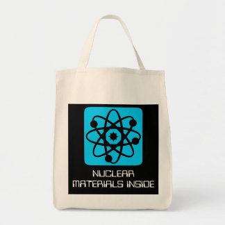 Nuclear Goods Canvas Bags