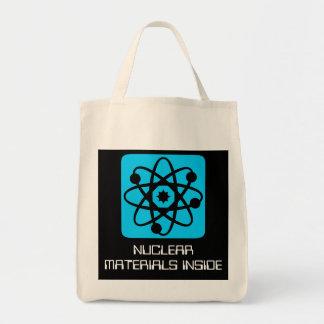 Nuclear Goods Canvas Bags