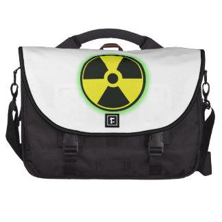 Nuclear Hazard Laptop Bag
