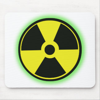 Nuclear Hazard Mousepad