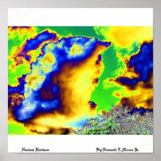 Nuclear Horizon Print