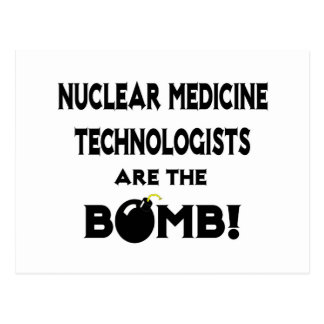 Nuclear Medicine Technologists Are The Bomb! Post Cards