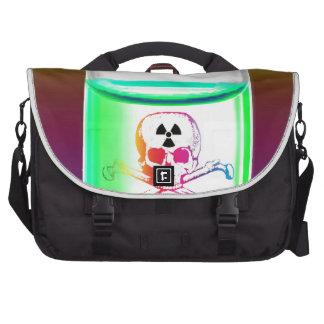 Nuclear poison commuter bag