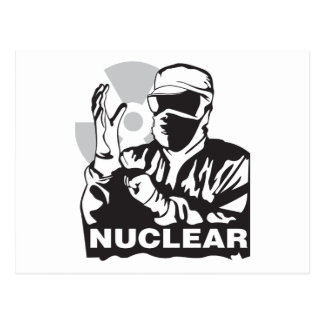 Nuclear Post Cards