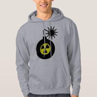 Nuclear Power Bomb Hoodies
