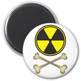 Nuclear power is dangerous magnets