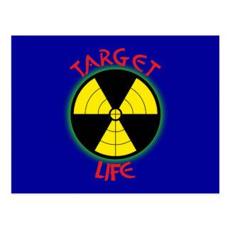 Nuclear power nuclear power danger death nuclear p post card