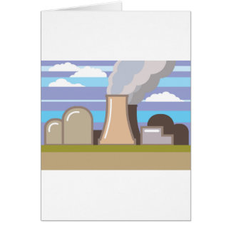 Nuclear Power Plant Card