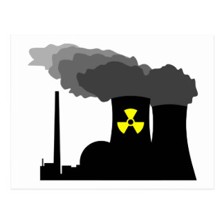 Nuclear Power Postcards