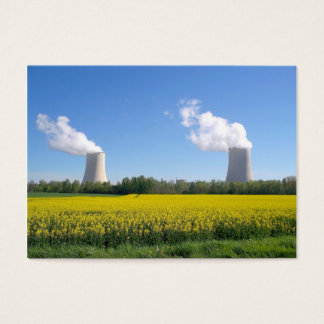 Nuclear power seedling - Nuclear power plant -