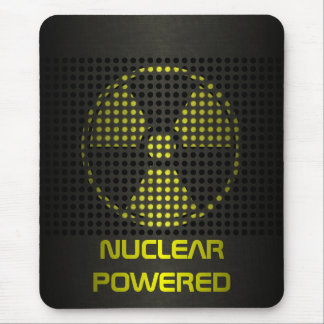 Nuclear Powered Mousepad