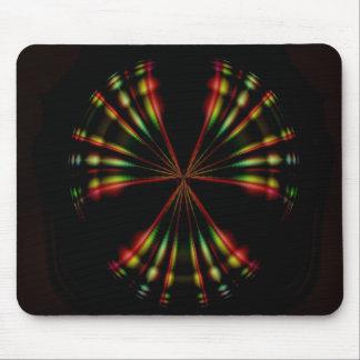 Nuclear Rainbow mousepad