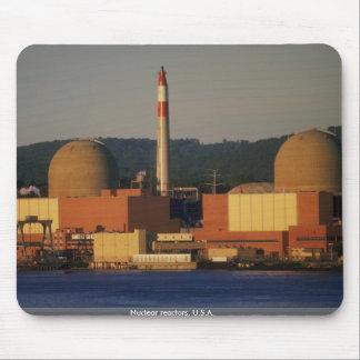 Nuclear reactors, U.S.A. Mouse Pad