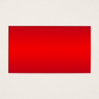 Nuclear Red Gradient - Poppy Reds Template Blank