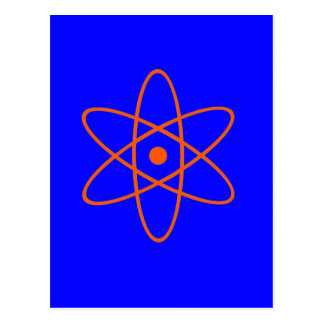 Nuclear Sign Postcard