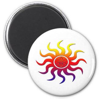 Nuclear Sun Magnet