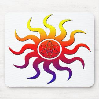 Nuclear Sun Mouse Pad