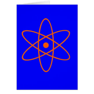 Nuclear Symbol Greeting Cards