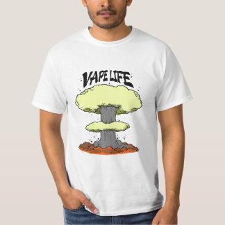 NUCLEAR VAPE LIFE COMMUNITY VAPER VAPOR EXPLOTION T-Shirt
