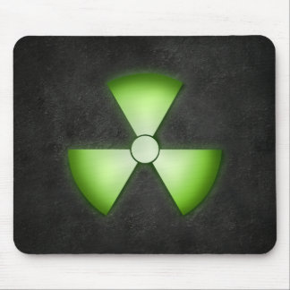 Nuclear Waste Mousepad