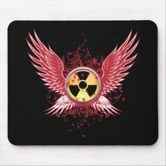 Nuclear Wings Mouse Pad