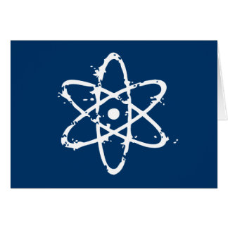 Nucular Atomics! Greeting Card