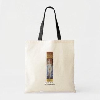 Nuda Veritas By Klimt Gustav Bags